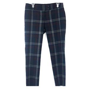 The Limited drew fit woman's plaid pants